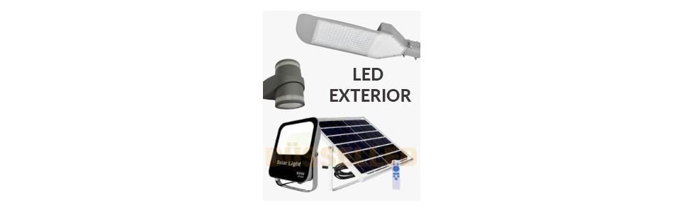 Iluminación LED para exteriores