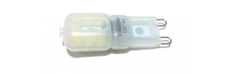 Bombillas LED de casquillo G9