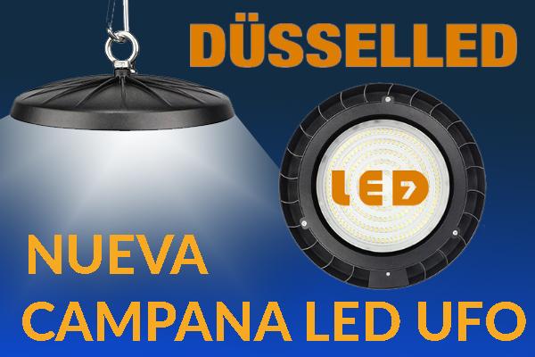 Tabla de equivalencia de bobillas LED y convencionales