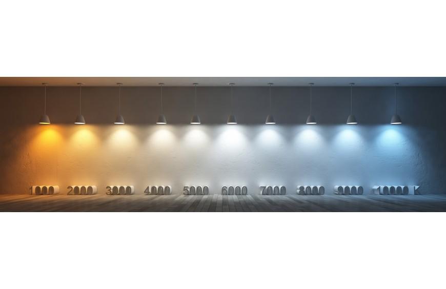 Iluminación LED MODO CCT